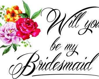 Bridal Party Questions