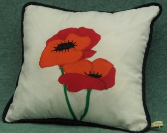 Poppy Pillow #4