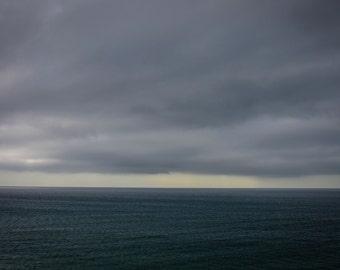 Ocean storm Byron Bay