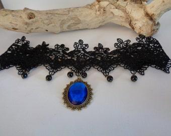 "Gothic Coker ""blue diamond"""