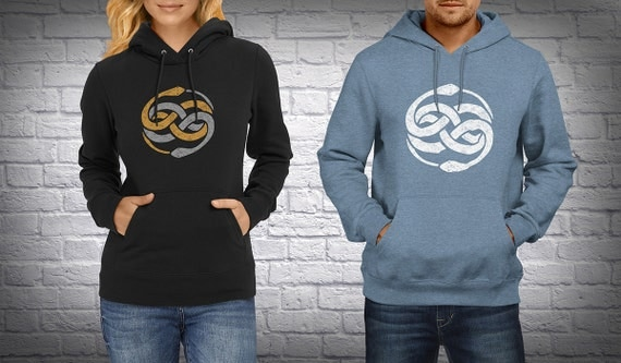 The NeverEnding Story Movie Hoodie [The NeverEnding Story Hoodie / The NeverEnding Story] UNISEX