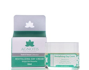 Holistic Organic Day Cream