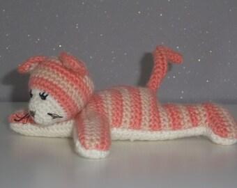 Doudou cat crochet