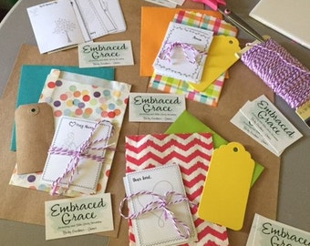 Paper/Embellishment Kits