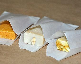 Goat Milk Soap Samples