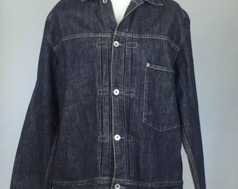 Vintage Levi's Denim Jacket - Size L