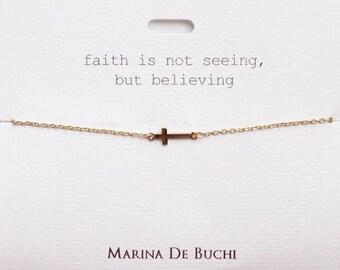 Faith is Believing   Bracelet