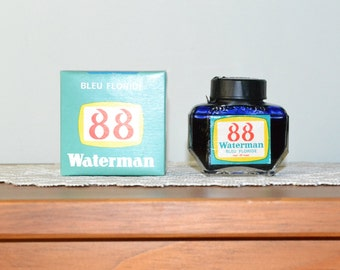 Vintage Waterman Ink