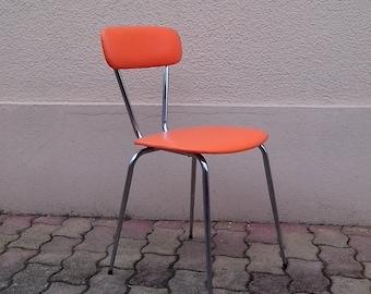 Imitation leather chair