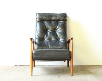 Lounge Chair by Milo Baughman for James Inc