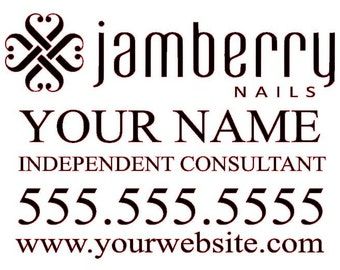 Arbonne Distributor Personalized  Customized Business Car - Custom car decals for business   how to personalize