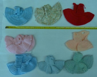 Doll Clothing - Lot of 48 Pieces