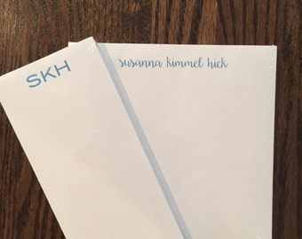 Personalized Notepad - Skinny