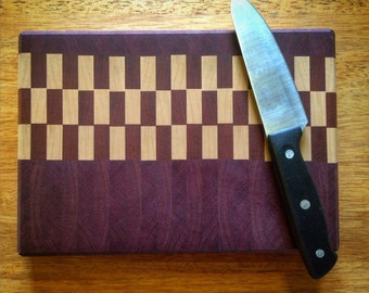 Exotic Hardwood Cuttingboard