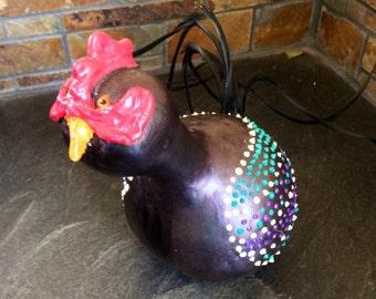 Black Chicken Gourd