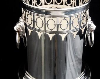 Silver Wine holder