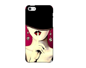 """IPhone case, iPhone 4, iPhone 4 S, iPhone 5, iPhone 5 S, iPhone 5SE, iPhone 6, iPhone 6 + """"Coco Chanel"""""""