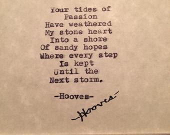 Original -Hooves- Poetry