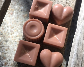 Soy Melts, Quality Scented Soy Wax Melts, 100% Soy Wax - Chocolate Drops