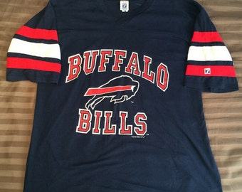 Mens buffalo bills cutter buck blue genre polo for Buffalo bills polo shirts