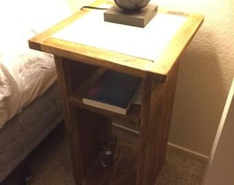 Nightstands - Reclaimed Wood