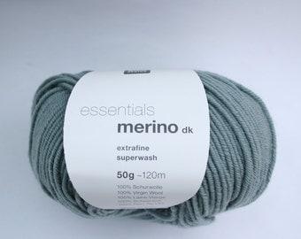 Rico Essentials Soft Merino DK 100% Virgin Wool Patina 035