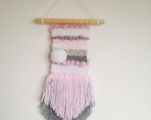 Made to Order Small Weave/ Wall Hanging / Nursery Decor
