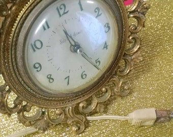 Vintage Saks Fifth Ave Alarm Clock
