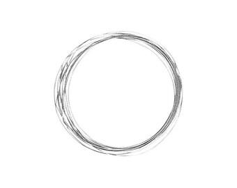 Rayher, 100 mm 3 M 7 x 7 steel Wire cord metallic RAY-332151000