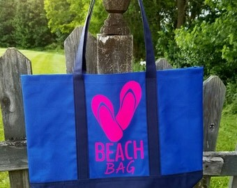 Beach Bag Tote
