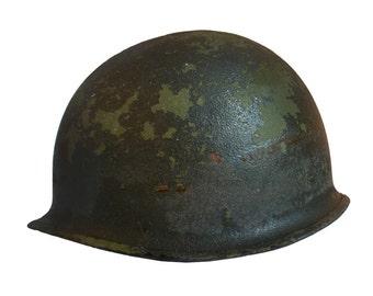 Vintage Army Helmet