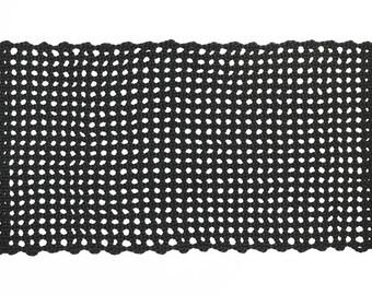 Rettangolo lace rug
