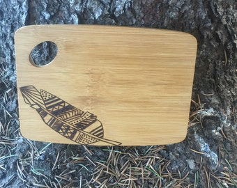 Feather Cutting/ Serving Board