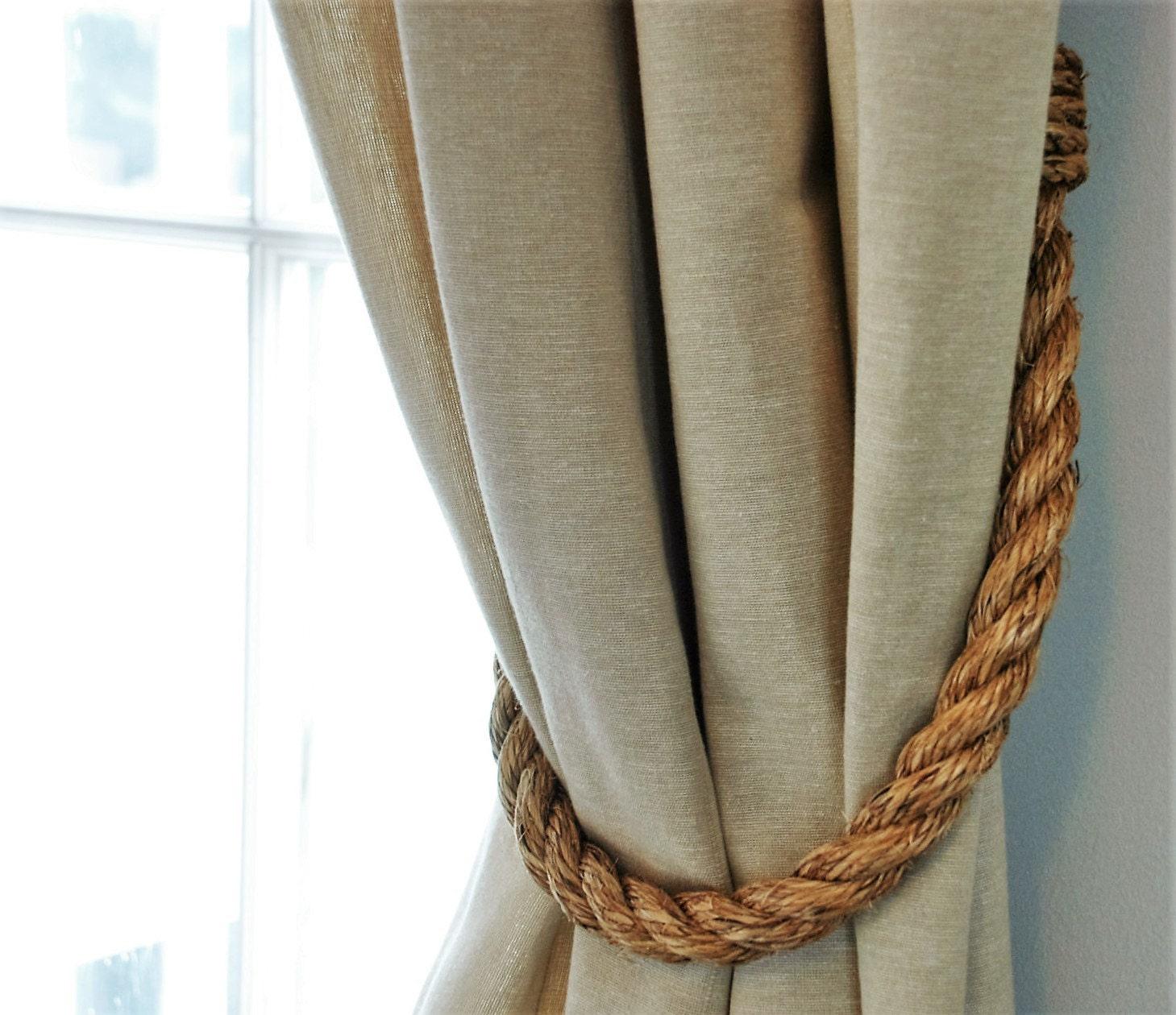 Handmade Curtain Holdbacks