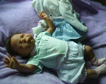 reborn doll Amber