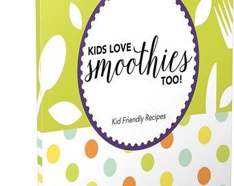 Kids smoothie ebook