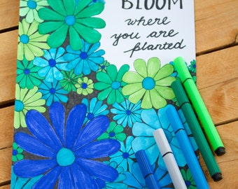 Colouring Pages for Adults (and kids too!)