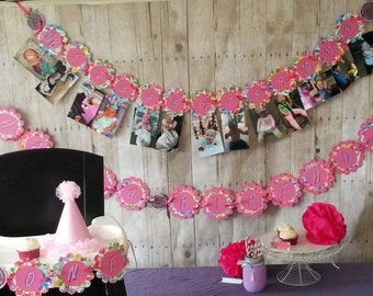 Floral Birthday Party Bundle