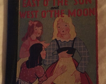 East o' the sun, west o' the moon mini book.