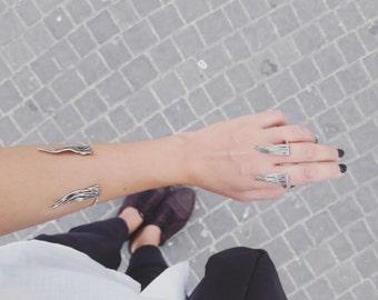 wings bracelet