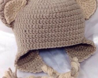 Peruvian Hat 'Bear ears'