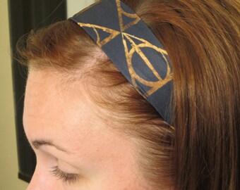 Ravenclaw Hallows Headband