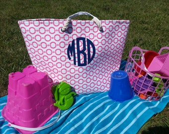 Over-sized Beach Tote