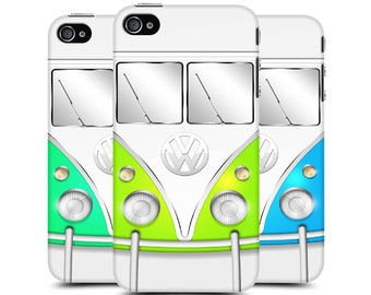 APPLE iPHONE 4 Campervan design mobile phone case