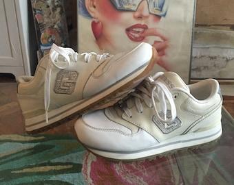 Vintage Guess Rhinestone Sneakers
