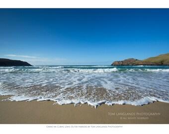 Camas na Clibhe (Cliff Beach), Lewis, Outer Hebrides