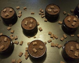 Chocolate Almond Coffee Scrub