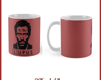Dr House MD 325ml Mug
