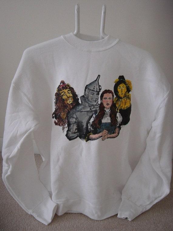 Wizard of Oz Sweatshirt