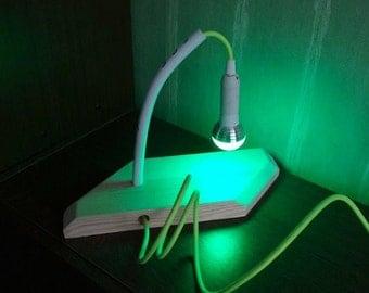 Modern showy lamp